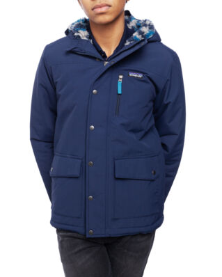 Patagonia Junior Boy's Infurno Jkt New Navy