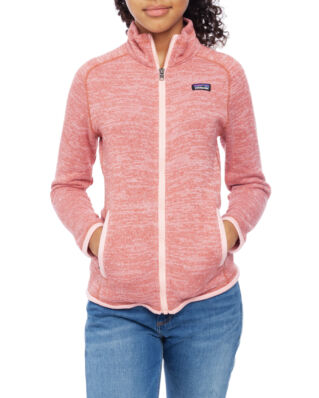 Patagonia Junior Girls Better Sweater Jkt Aurea Pink