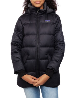 Patagonia Junior Girl's Down Parka Black