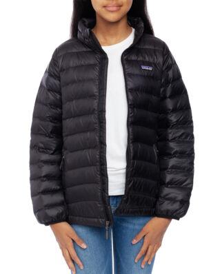 Patagonia Junior Girls Down Sweater Black