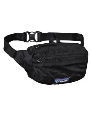 Patagonia Lightweight Travel Mini Hip Pack Black