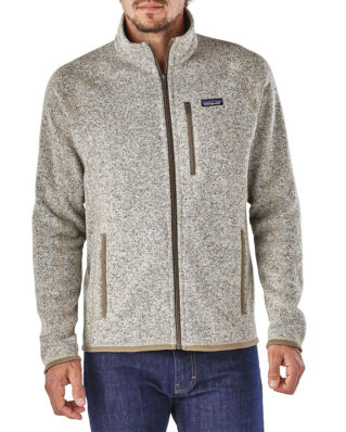 Patagonia M's Better Sweater Jacket Bleached Stone