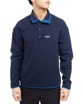 Patagonia M's LW Better Sweater Marsupial P/O Navy Blue
