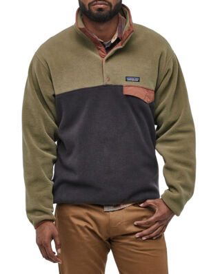Patagonia M's LW Synch Snap-T P/O Sage Green