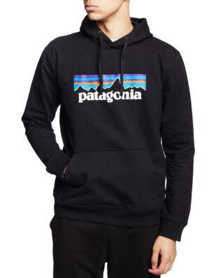 Patagonia M's P-6 Logo Uprisal Hoody Black