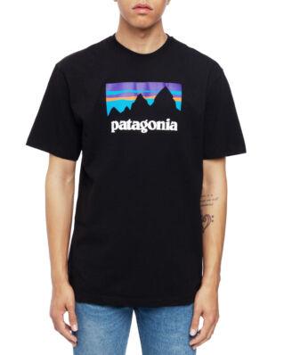 Patagonia M's Shop Sticker Responsibili-Tee Black