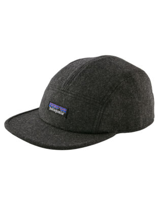 Patagonia Recycled Wool Cap Gorge Grey