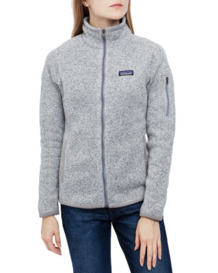 Patagonia W's Better Sweater Jkt Birch White