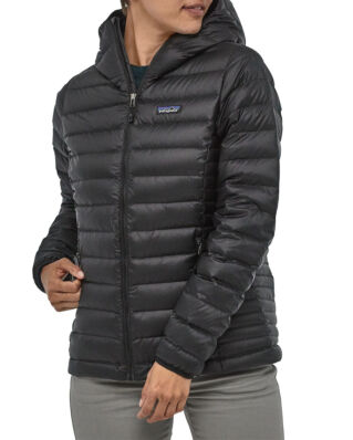 Patagonia W's Down Sweater Hoody Black