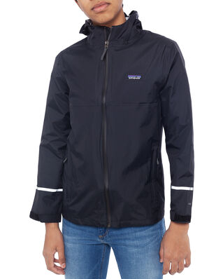 Patagonia Junior Boys' Torrentshell 3L Jkt Black