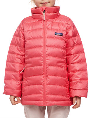 Patagonia Junior Girls' Down Sweater Range Pink