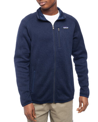 Patagonia M's Better Sweater Jkt New Navy