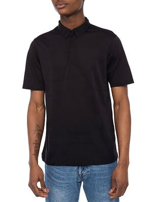 Patagonia M's Cap Cool Trail Polo Black