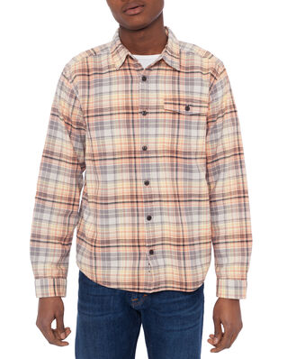 Patagonia M's LW Fjord Flannel Shirt Collective: Mellow Melon