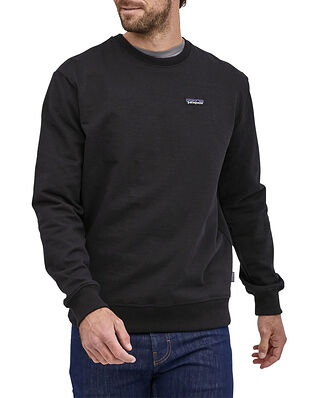 Patagonia M's P-6 Label Uprisal Crew Sweatshirt Black