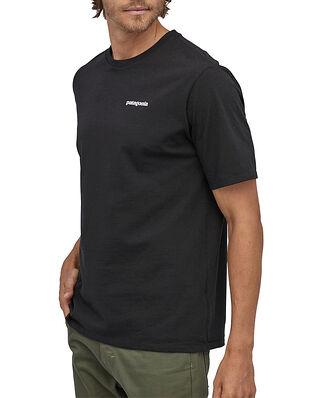 Patagonia M's P-6 Logo Pocket Responsibili-Tee Black