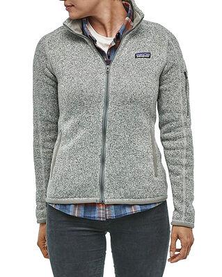 Patagonia W's Better Sweater Jkt Birch White