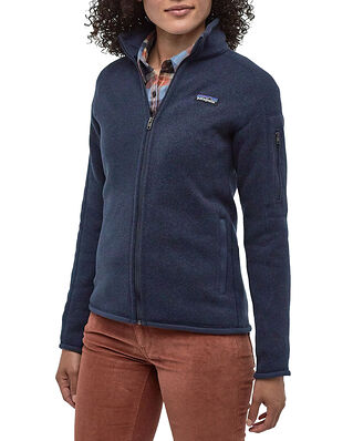 Patagonia W's Better Sweater Jkt New Navy