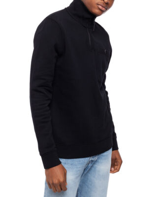 Peak Performance Army Half Zip Men Black