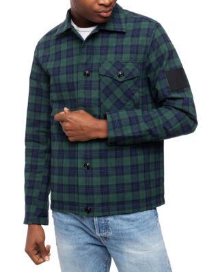Peak Performance Danube Shirt Jacket Men Pattern