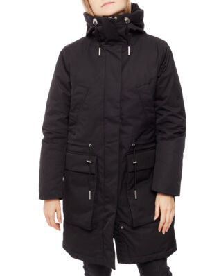 Peak Performance Emma Parka Women Black