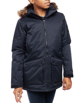 Peak Performance Junior Local Parka Kids Black