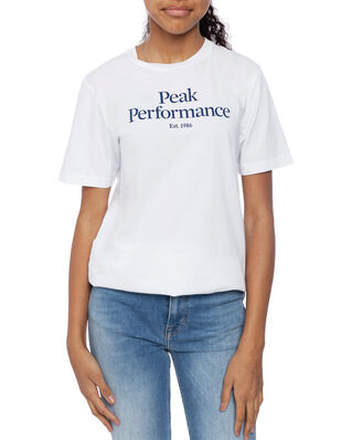 Peak Performance Junior Original Tee Kids White