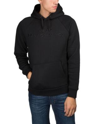 Peak Performance M Logo Hood Black