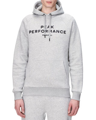 Peak Performance M Orig H Med Grey Mel