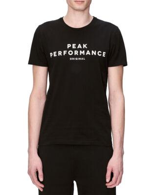 Peak Performance M Orig Tee Black