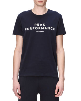 Peak Performance M Orig Tee Salute Blue