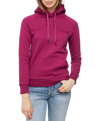 Peak Performance Original Hoodie Women Pink Caramel