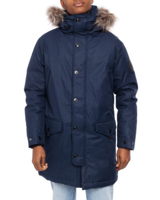 Peak Performance Y Parka Men Blue Shadow