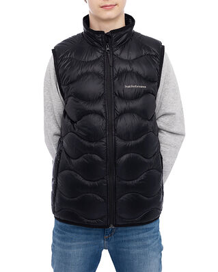 Peak Performance Junior Helium Vest Black