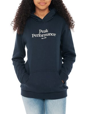 Peak Performance Junior Original Hood Blue Shadow