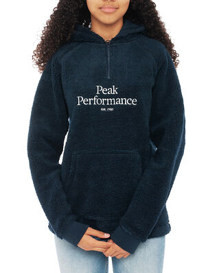Peak Performance Junior Original Pile Half ZH Blue Shadow