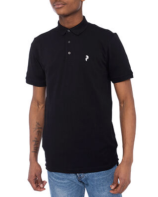 Peak Performance M Classic Polo Black