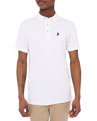 Peak Performance M Classic Polo White