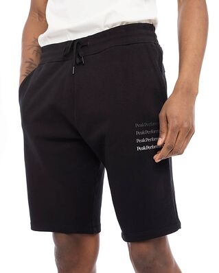 Peak Performance M Ground Shorts Black