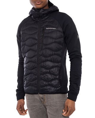 Peak Performance M Helium Hybrid Hood Jacket Black