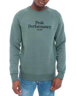 Peak Performance M Original Crew Alpine Tundra