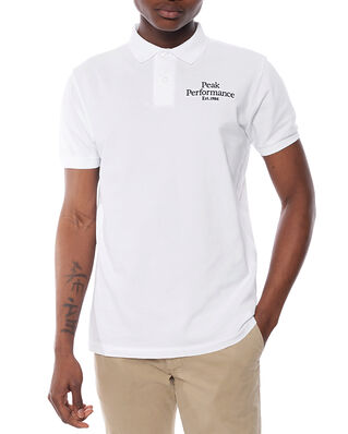 Peak Performance M Original Pique White