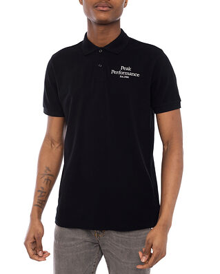 Peak Performance M Original Polo Black