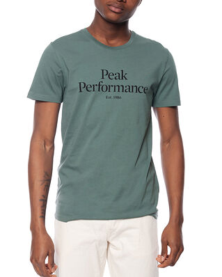 Peak Performance M Original Tee Alpine Tundra