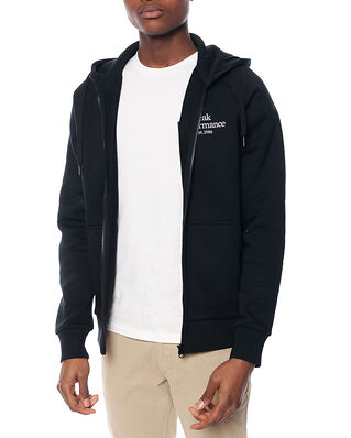 Peak Performance M Original Zip Hood Black