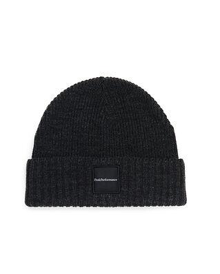Peak Performance Volcan Hat Dk Grey Mel