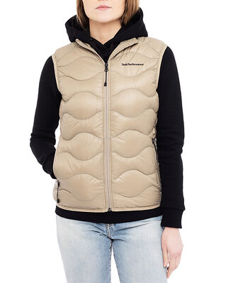 Peak Performance W Helium Vest True Beige