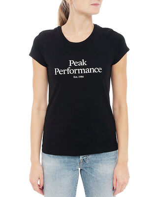 Peak Performance W Original Tee Black
