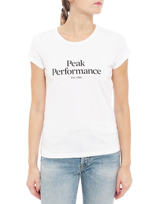 Peak Performance W Original Tee White