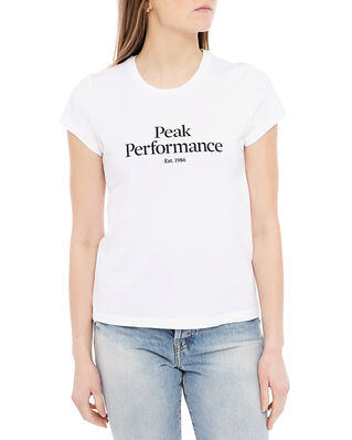 Peak Performance W Original Tee White